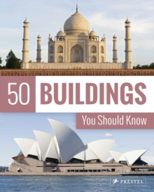 50 Buildings You Should Know, Paperback / softback Book