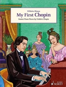 My First Chopin, Sheet music Book