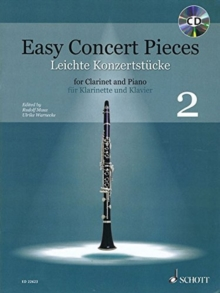 EASY CONCERT PIECES BAND 2, Paperback Book