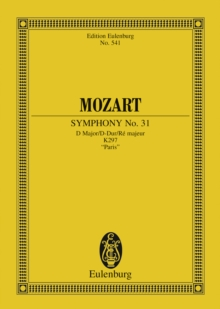 Symphony No. 31 D major, PDF eBook
