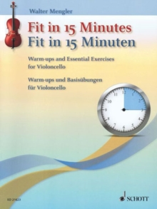FIT IN 15 MINUTES, Paperback Book