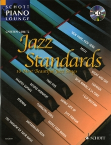 Jazz Standards : 16 Most Beautiful Jazz Songs, Mixed media product Book