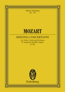 Sinfonia concertante Eb major, PDF eBook