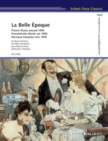 La Belle Epoque : French Music Around 1900, Sheet music Book