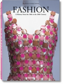 Fashion History : A History from the 18th to the 20th Century, Hardback Book