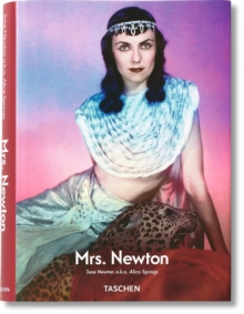 Mrs. Newton, Hardback Book