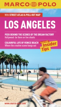 Los Angeles Marco Polo Pocket Guide, Paperback / softback Book