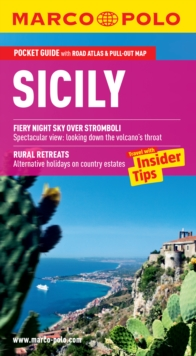 Sicily Marco Polo Pocket Guide, Mixed media product Book