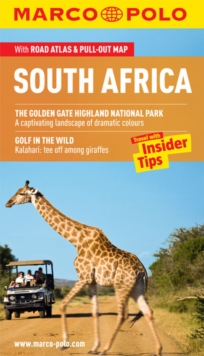 South Africa Marco Polo Guide, Mixed media product Book