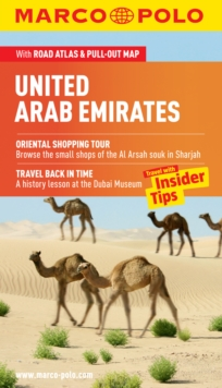 United Arab Emirates Marco Polo Guide, Mixed media product Book