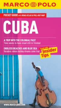 Cuba Marco Polo Pocket Guide, Mixed media product Book