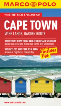 Cape Town (Wine Lands, Garden Route) Marco Polo Guide, Mixed media product Book