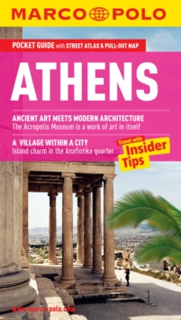 Athens Guide, Paperback Book