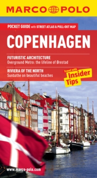 Copenhagen Marco Polo Pocket Guide, Mixed media product Book