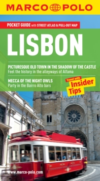 Lisbon Marco Polo Pocket Guide, Paperback Book