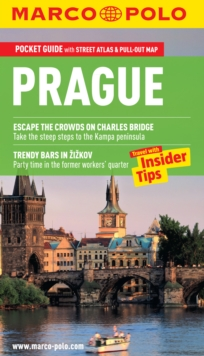 Prague Marco Polo Pocket Guide, Mixed media product Book