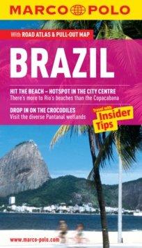 Brazil Marco Polo Guide, Mixed media product Book