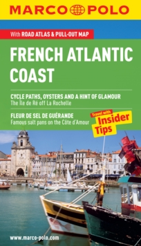French Atlantic Coast (Biarritz, Bordeaux, La Rochelle, Nantes) Marco Polo Pocket Guide, Mixed media product Book