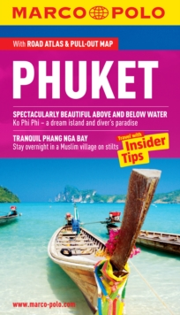 Phuket Marco Polo Guide, Mixed media product Book