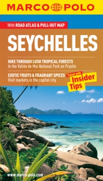 Seychelles Marco Polo Guide, Mixed media product Book