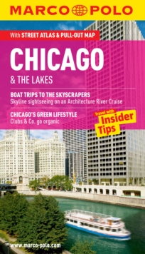 Chicago & the Lakes Marco Polo Guide, Paperback / softback Book