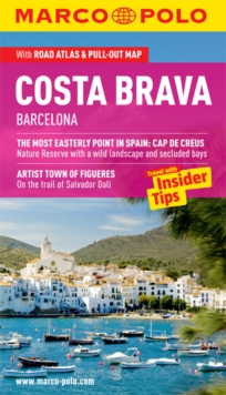 Costa Brava Marco Polo Guide, Paperback Book