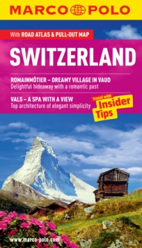 Switzerland Marco Polo Guide, Mixed media product Book