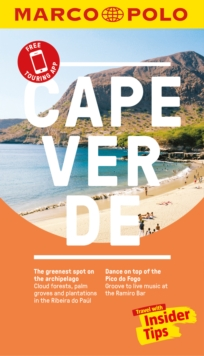 Cape Verde Marco Polo Pocket Travel Guide 2018 - with pull out map, Paperback Book