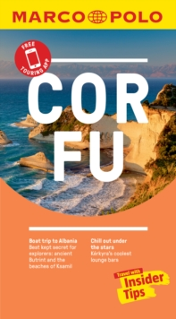 Corfu Marco Polo Pocket Travel Guide 2018 - with pull out map, Paperback Book