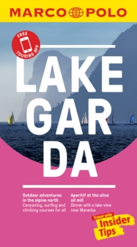 Lake Garda Marco Polo Pocket Travel Guide 2018 - with pull out map, Paperback Book