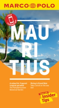 Mauritius Marco Polo Pocket Travel Guide 2018 - with pull out map, Paperback Book