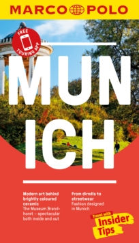 Munich Marco Polo Pocket Guide, Paperback Book