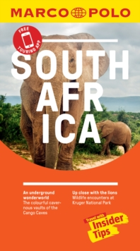 South Africa Marco Polo Pocket Travel Guide 2018 - with pull out map, Paperback / softback Book