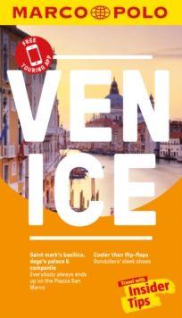 Venice Marco Polo Pocket Guide, Paperback Book