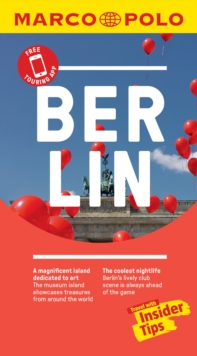 Berlin Marco Polo Pocket Travel Guide - with pull out map, Paperback / softback Book
