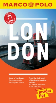 London Marco Polo Pocket Travel Guide - with pull out map, Paperback / softback Book