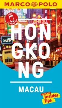Hong Kong Marco Polo Pocket Guide, Paperback Book