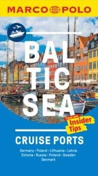 Baltic Sea Cruise Ports Marco Polo Pocket Guide - with pull out maps, Paperback / softback Book