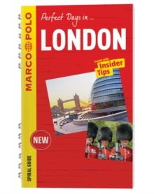London Marco Polo Travel Guide - with pull out map, Mixed media product Book