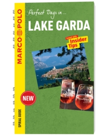 Lake Garda Marco Polo Spiral Guide, Spiral bound Book