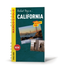 California Marco Polo Travel Guide - with pull out map, Paperback Book