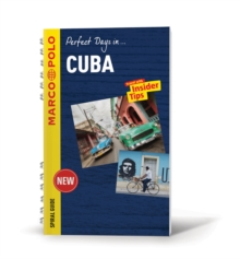 Cuba Marco Polo Travel Guide - with pull out map, Paperback Book