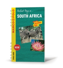 South Africa Marco Polo Travel Guide - with pull out map (Marco Polo Spiral Guides), Paperback Book