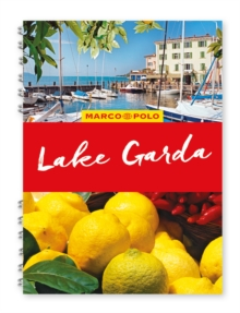 Lake Garda Marco Polo Travel Guide - with pull out map, Spiral bound Book