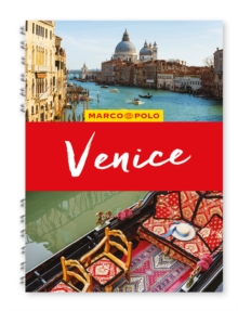 Venice Marco Polo Travel Guide - with pull out map, Spiral bound Book