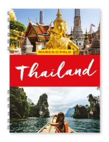 Thailand Marco Polo Travel Guide - with pull out map, Mixed media product Book
