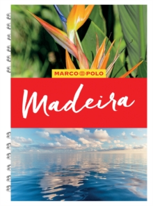 Madeira Marco Polo Travel Guide - with pull out map, Spiral bound Book