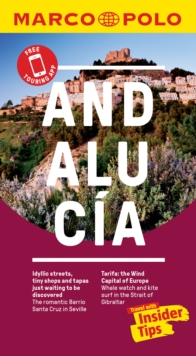 Andalucia Marco Polo Pocket Travel Guide 2019 - with pull out map, Paperback / softback Book