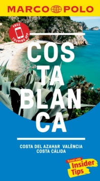 Costa Blanca Marco Polo Pocket Travel Guide 2019 - with pull out map, Paperback / softback Book