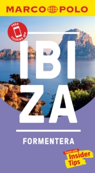 Ibiza Marco Polo Pocket Travel Guide 2019 - with pull out map, Paperback / softback Book